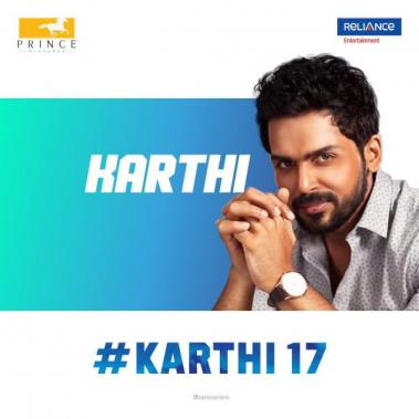 Karthi in Karthi 17 DEV
