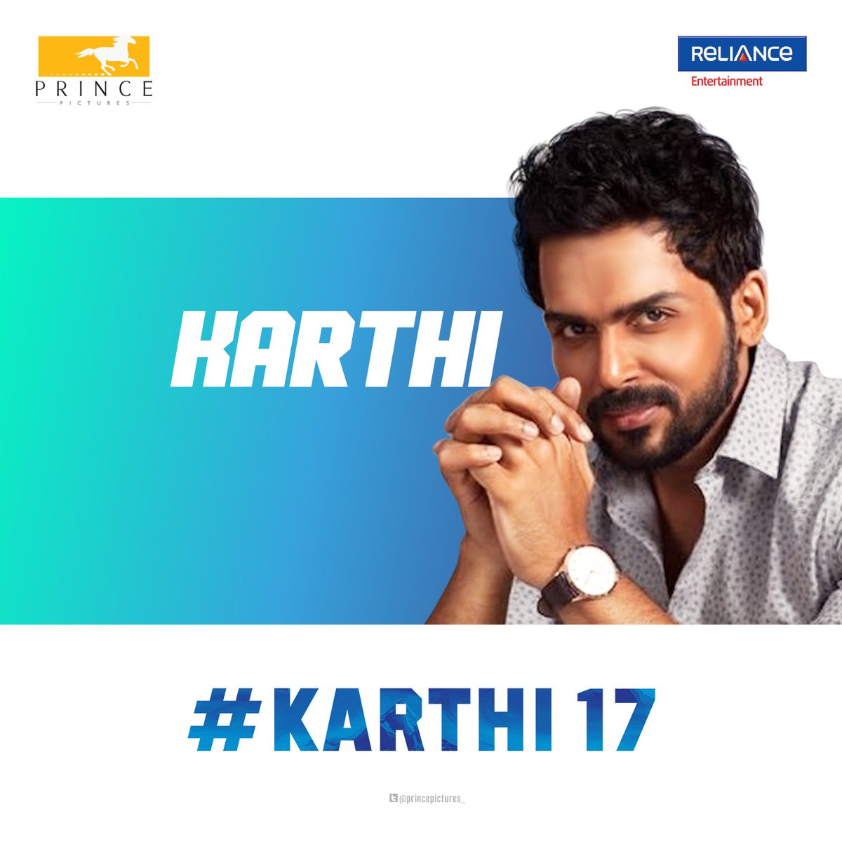 Karthi in Karthi 17 aka. Dev