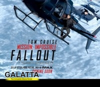 Mission Impossible Fallout - English Movies Review