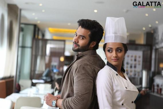 Trisha and Jackky Bhagnani in Mohini