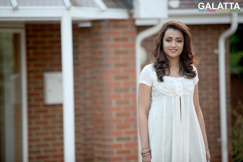 Trisha in Mohini
