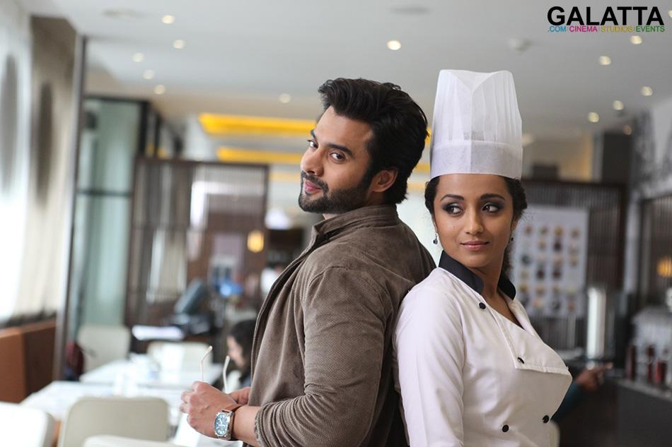 Trisha and Jackky Bhagnani in Mohini