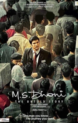 MS Dhoni The Untold Story photos