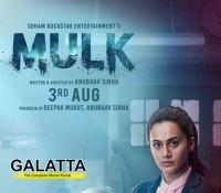 Mulk - Hindi Movies Review