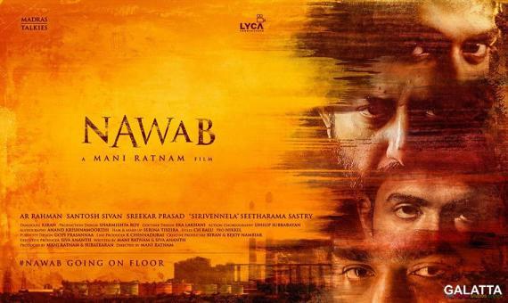 Nawab poster