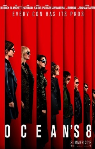 Oceans 8 - English Movies Review