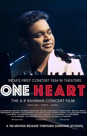 One Heart - The A.R.Rahman Concert - Tamil Movies Review