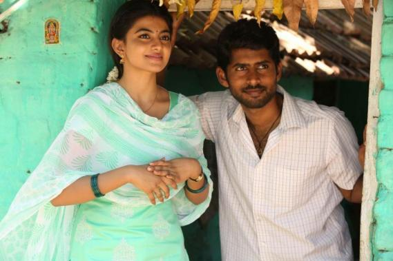 Kathir and Anandhi In Pariyerum Perumal