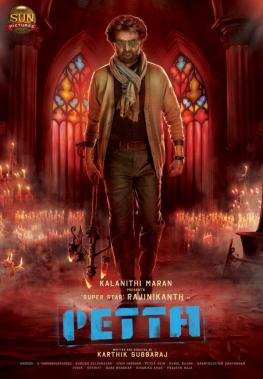 Superstar Rajinikanth in Petta