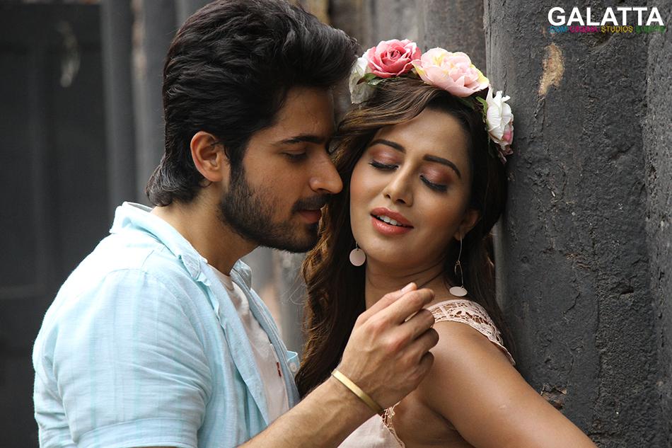 Harish Kalyan and Raiza Wilson in Pyaar Prema Kaadhal