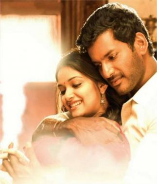 Vishal and Keerthy Suresh in Sandakozhi 2