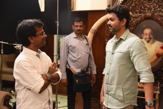 Sarkar Photos - Download Tamil Movie Sarkar Images & Stills