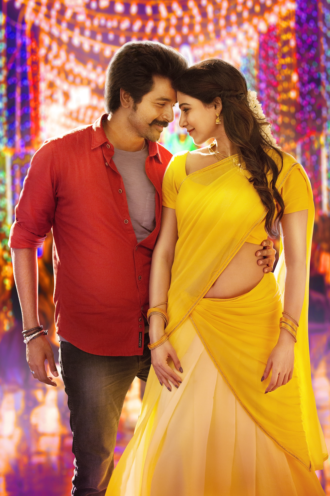 Samantha and Sivakarthikeyan in Seema Raja