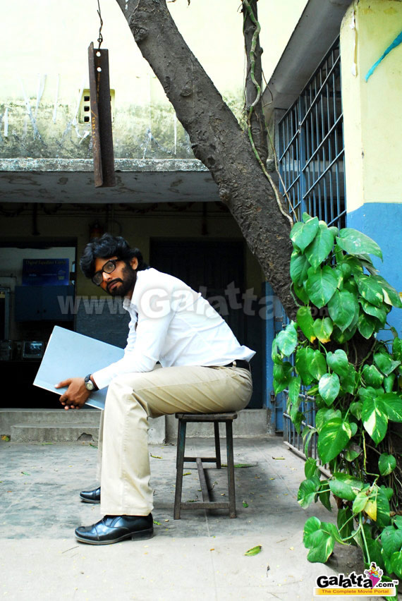 Tamil M A