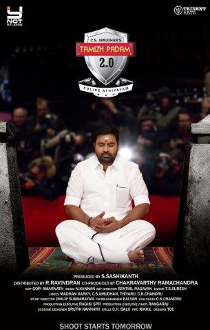 Tamizh Padam 2.0 photos