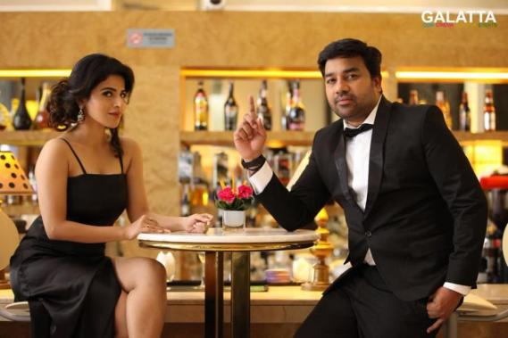 Shiva and Ishwarya Menon in Tamizh Padam 2