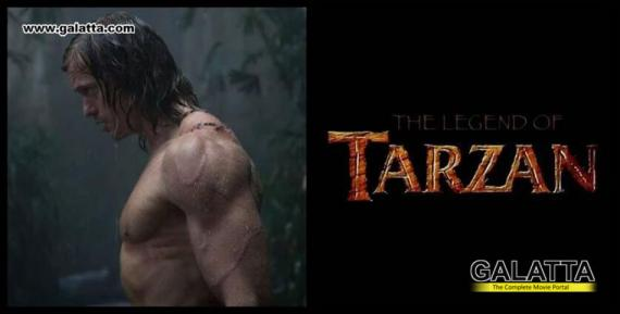Tarzan Photos - Download English Movie Tarzan Images & Stills For