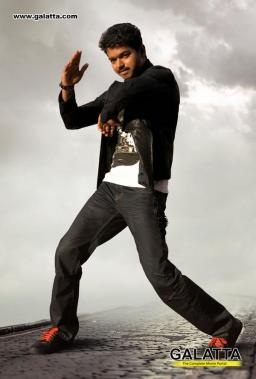 Vijay inThalaivaa
