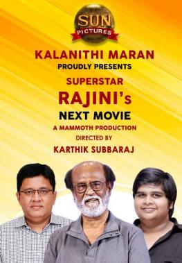 Thalaivar 165 announcement poster