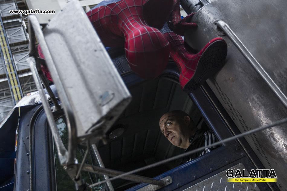 The Amazing Spider Man 2
