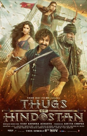 Thugs Of Hindostan Review