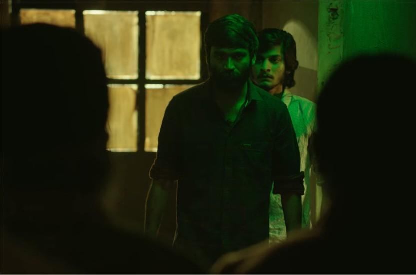 Vada Chennai teaser