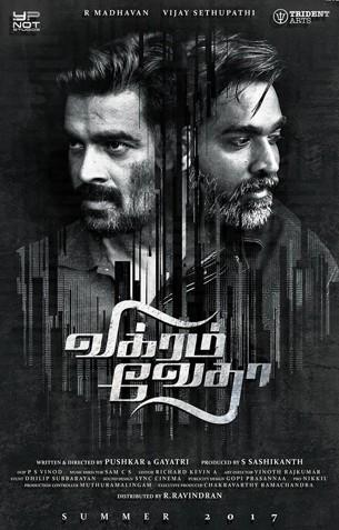 Vikram Vedha - Tamil Movies Review