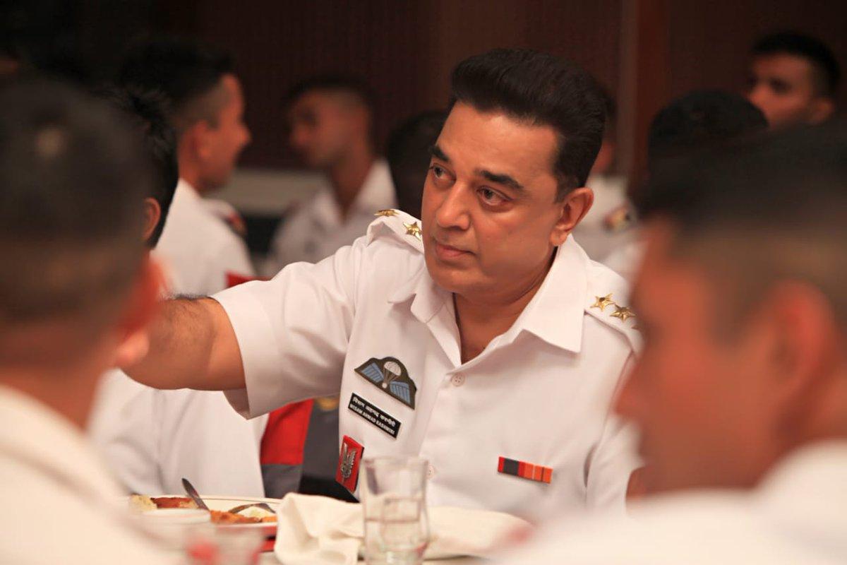 Kamal Haasan in Vishwaroopam 2