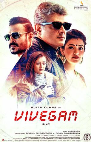 Vivegam - Tamil Movies Review