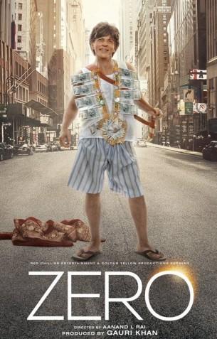 Zero - Hindi Movies Review