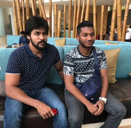 Aarav (aka) Arav (aka) Bigg Boss Aarav