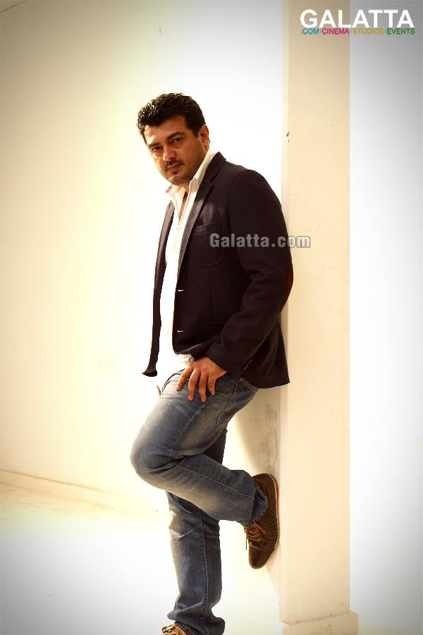 Ajith Kumar (aka) Thala Ajith (aka) Ajith