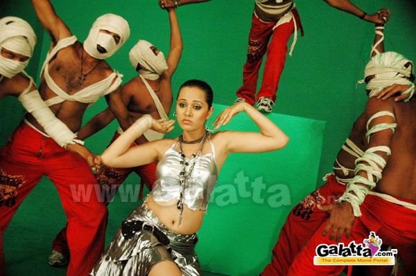 Nisha Kothari, Priyanka Kothari, Amoga