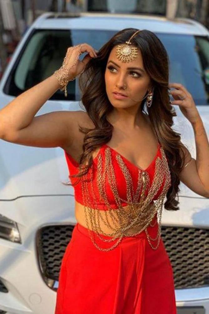 Anita Hassanandani - Tamil Actress Photos Images Pictures