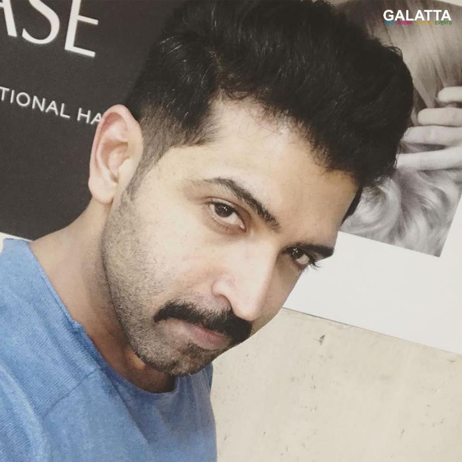 Arun Vijay (Aka) Arun