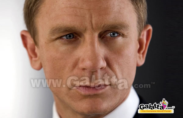 Daniel Craig Photos