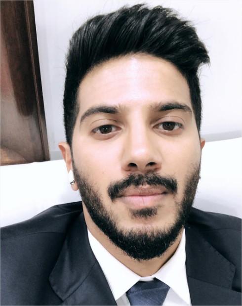 Dulquer Salmaan (aka) DQ