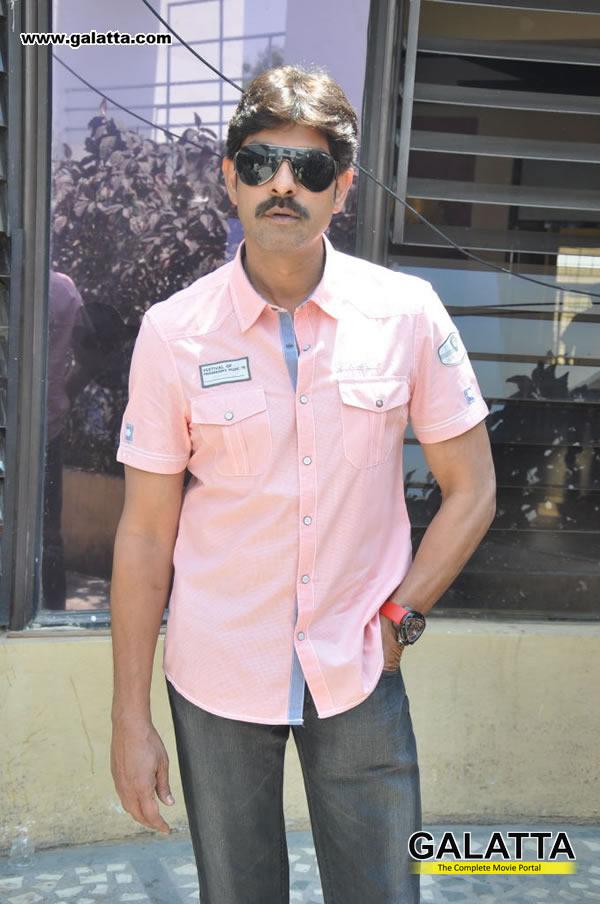 Jagapathy Babu