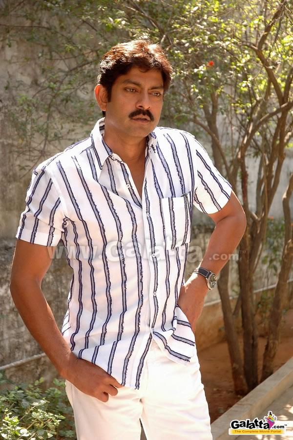 Jagpathy Babu
