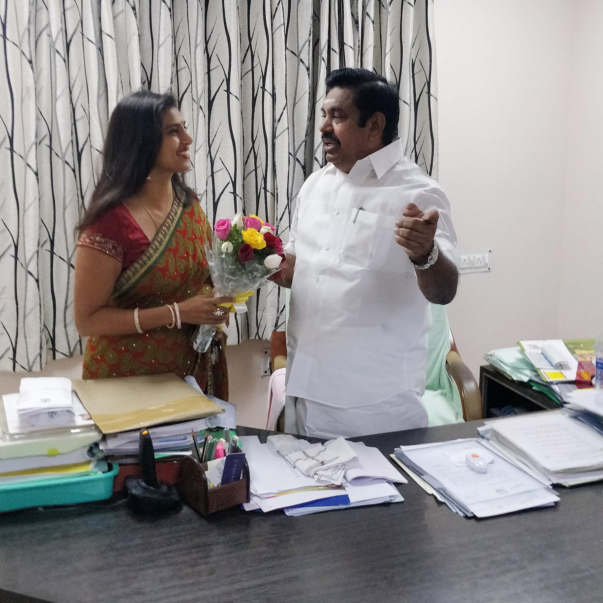 Kasthuri Shankar Tamil Actress Photos, Images & Stills For