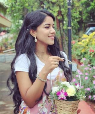 Dubsmash fame Mrinalini Ravi