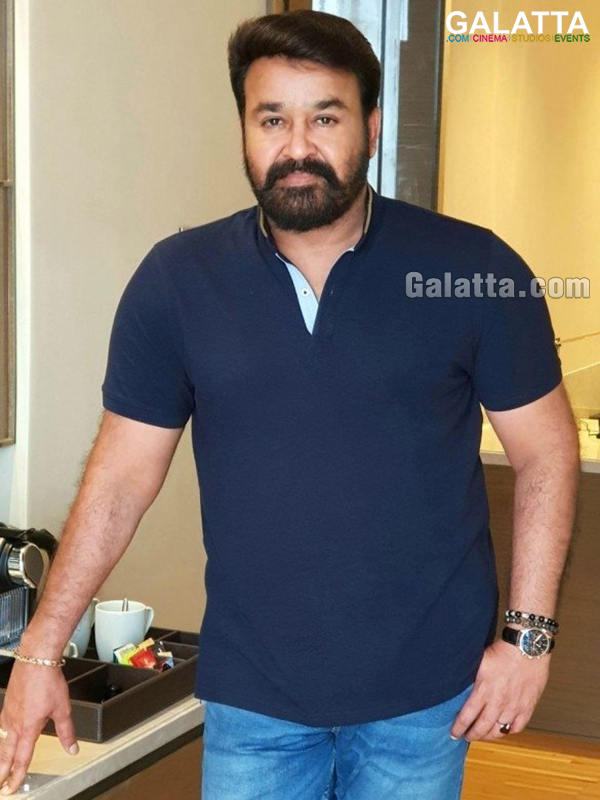 Mohanlal Viswanathan Nair (aka) Mohanlal