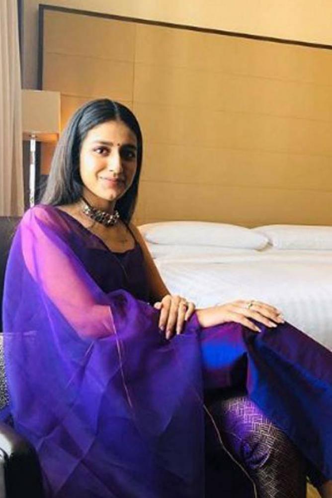 Priya Prakash Varrier - Photos Stills Images