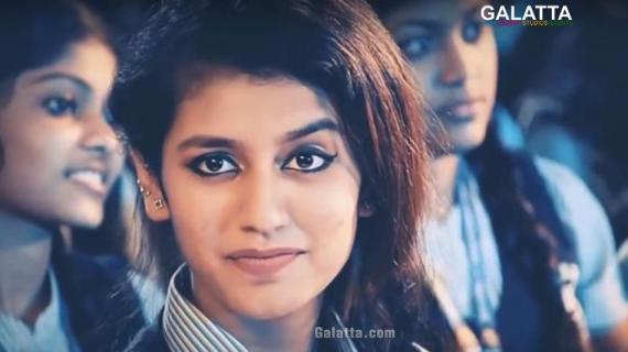 Priya Prakash Varrier In Oru Adaar Love
