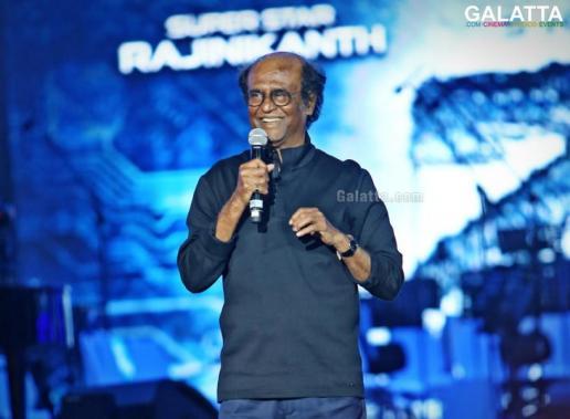 Rajinikanth at 2 Point 0 event