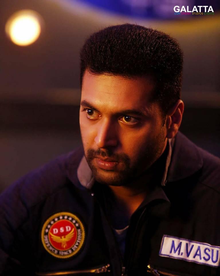 Jayam Ravi (aka) Jeyam Ravi