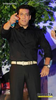 Salman Khan looking dapper