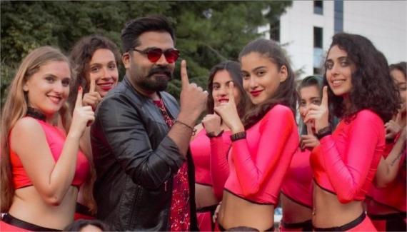 STR Simbu in Sundar C Attarintiki Daredi Tamil remake