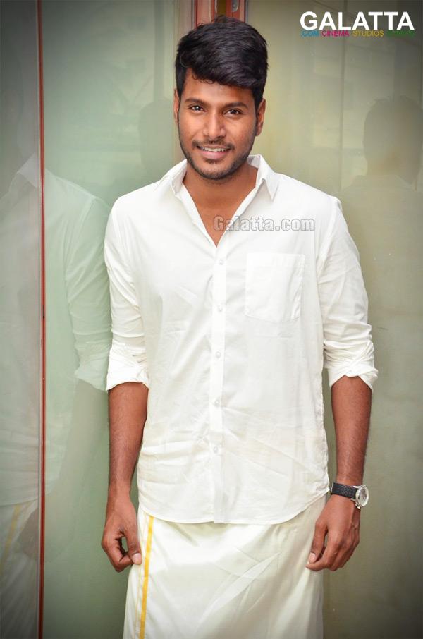 Sundeep Kishan (aka) Actor Sundeep