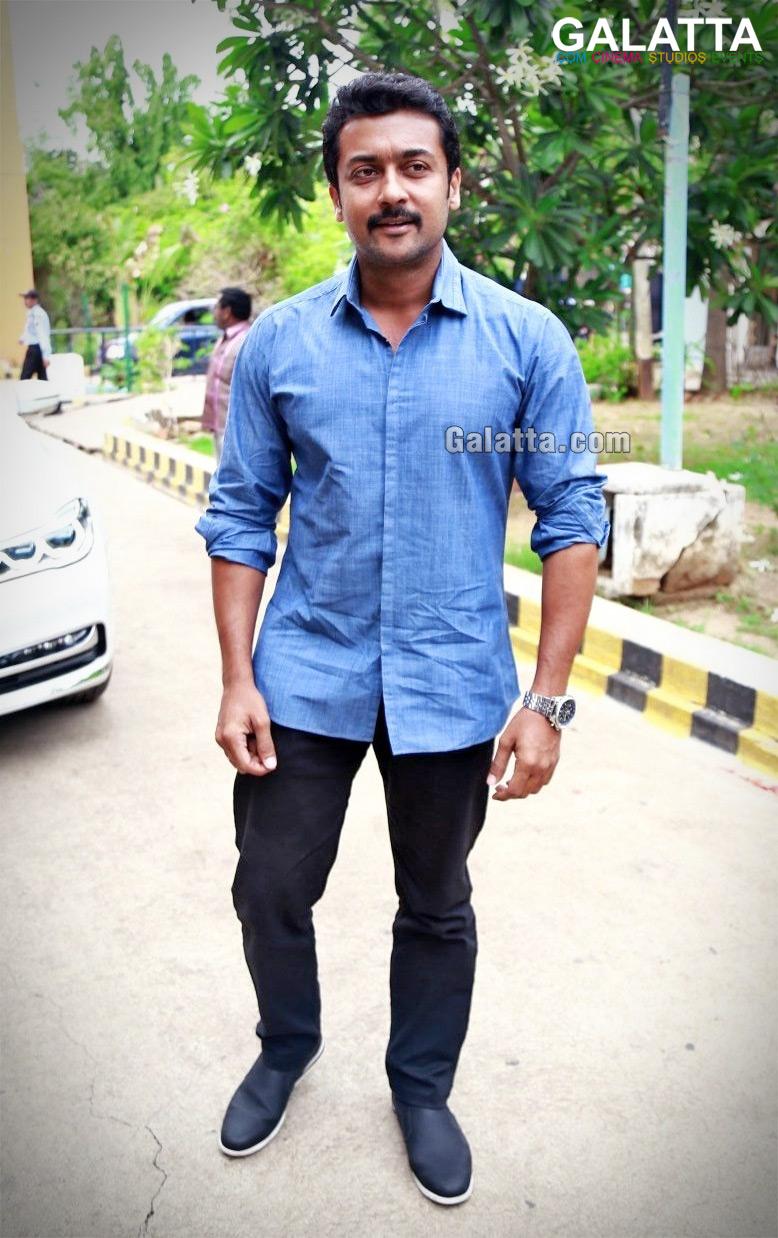 Surya (aka) Actor Suriya